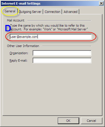 How To Exportimport Outlook 2003 Email Account Info
